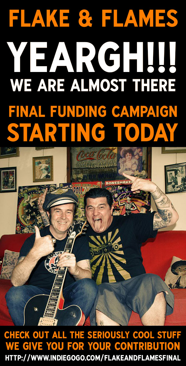 Final Funding Campaign Kick Off