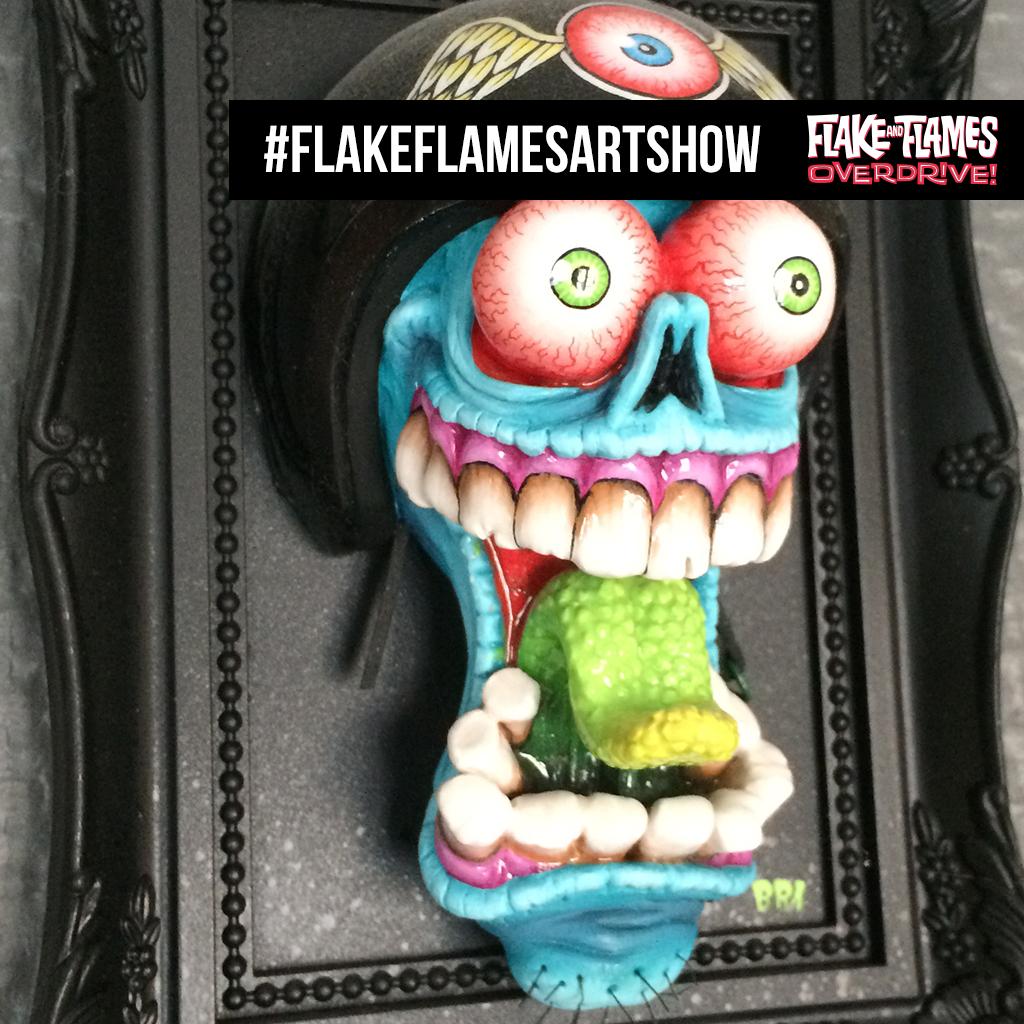 Flake & Flames ArtShow
