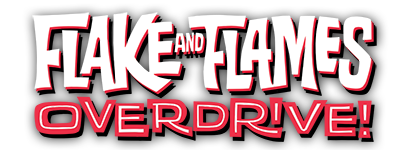 Flake & Flames Logo